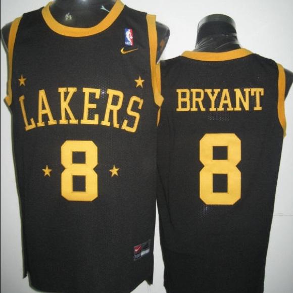 new arrival fdc78 7e501 Lakers Kobe Bryant #8 Nike Rewind 1957 Jersey